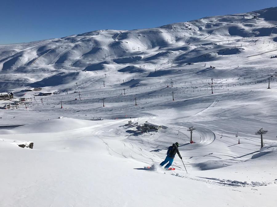 Apertura de Sierra Nevada: estrenando la sierra un 24 de noviembre