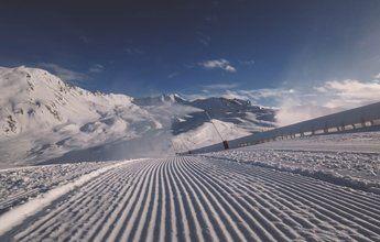 Val d'Isère comienza su temporada de esquí con el 60% abierto