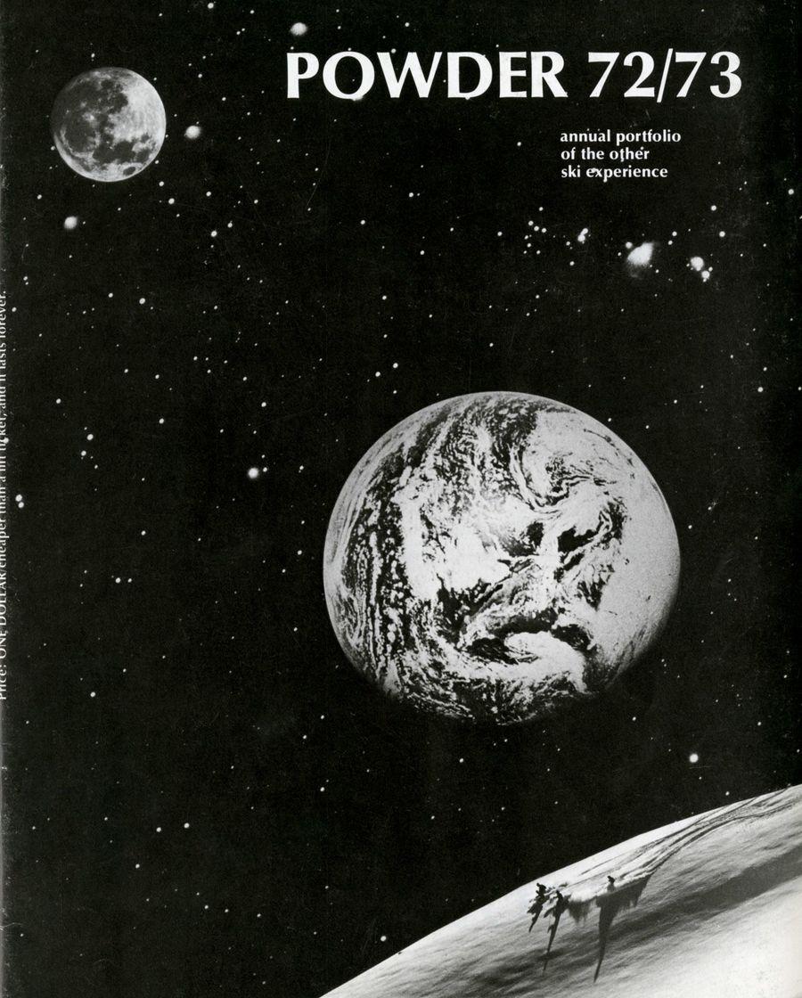 Portada Powder 1972-1973
