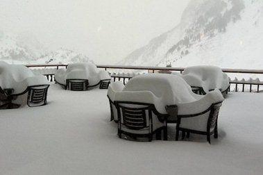 PREVISIÓN: Frío y nieve para el fin de semana