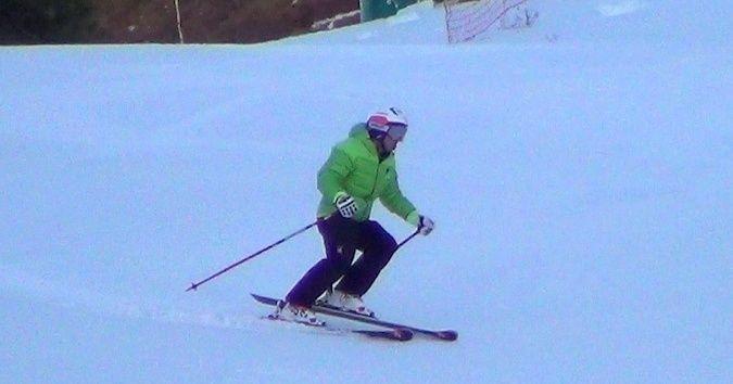 Ejercicios para mejorar nuestro esquí (II) [Vídeo]