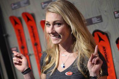 Mikaela Shiffrin renueva con Atomic durante dos años más