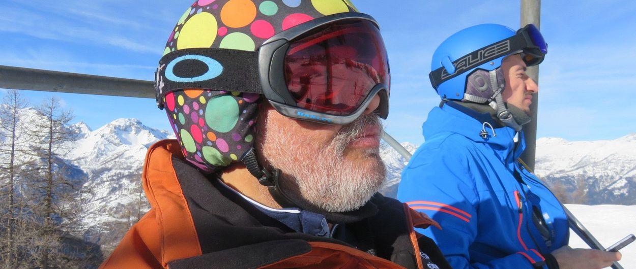 Pablo, un ratón y un jamón. Fin de año en los Alpes