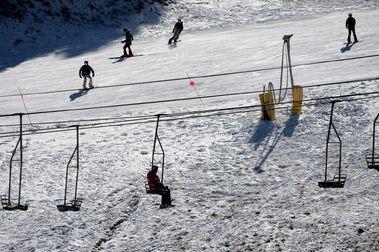 Abre Mt. Waterman: la estación de esquí más cercana a Los Angeles