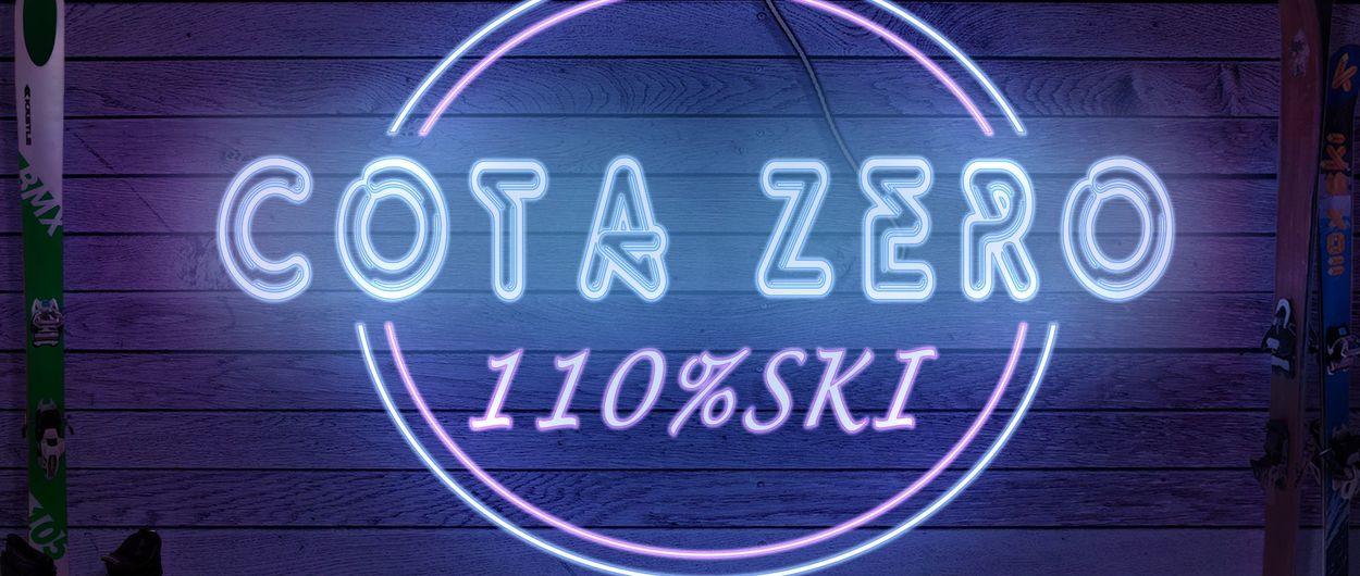 Cota Zero: un nuevo programa de esquí!