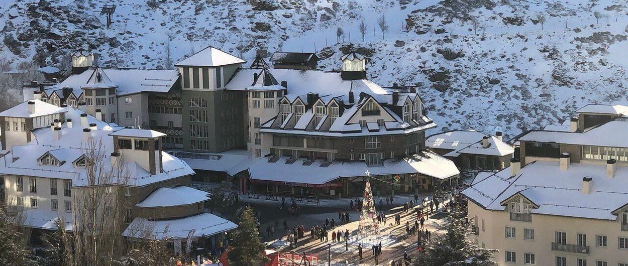 Los comercios de Sierra Nevada pendientes de la decisión de Cetursa