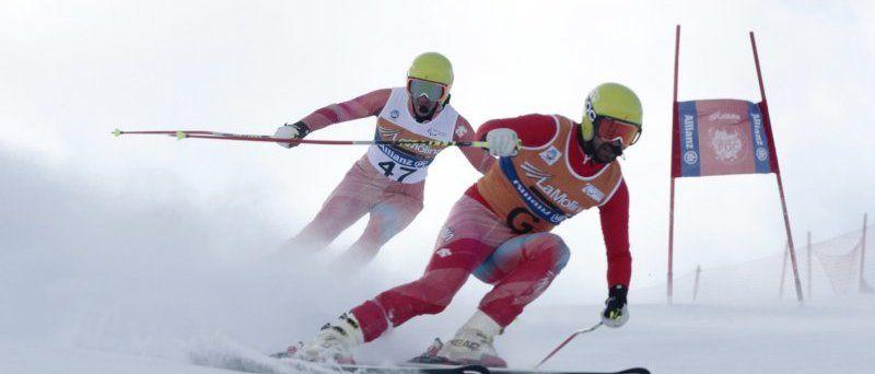 Santacana logra su tercera medalla de oro en los Mundiales de esquí paralímpico