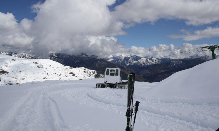 Vols tornar a esquiar a Llesui?