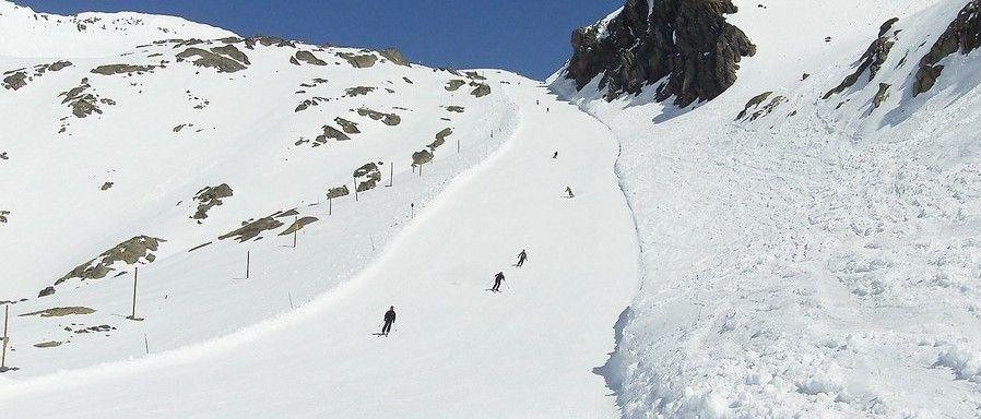 Pistas míticas - Sarenne (Alpe d´Huez)