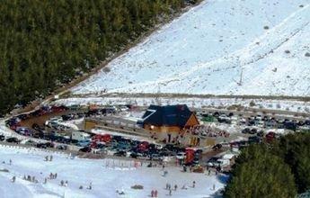 Almería y Granada cierran la temporada de esquí en La Ragua