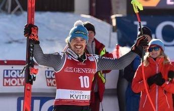 Kjetil Jansrud vuelve a ganar el Globo de Cristal de Super-G