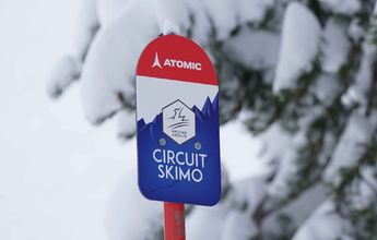 Atomic señaliza los seis itinerarios Skimo de Ordino-Arcalís