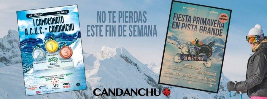 Este Sábado 29/3 I Campeonato popular ACUC-Candanchú