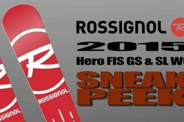 Nueva coleccion Rossignol HERO