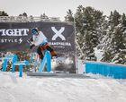 El adolescente Hiroaki Kunitake se lleva el Total Fight Snowboard