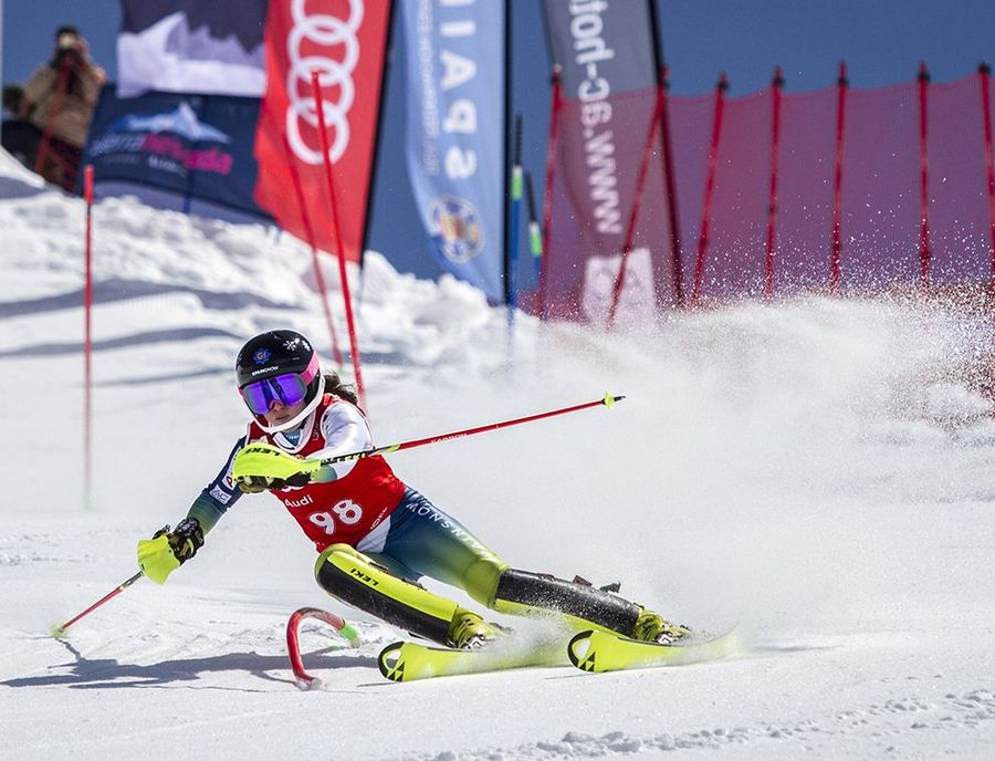 Campeonatos de España FIS Absolutos