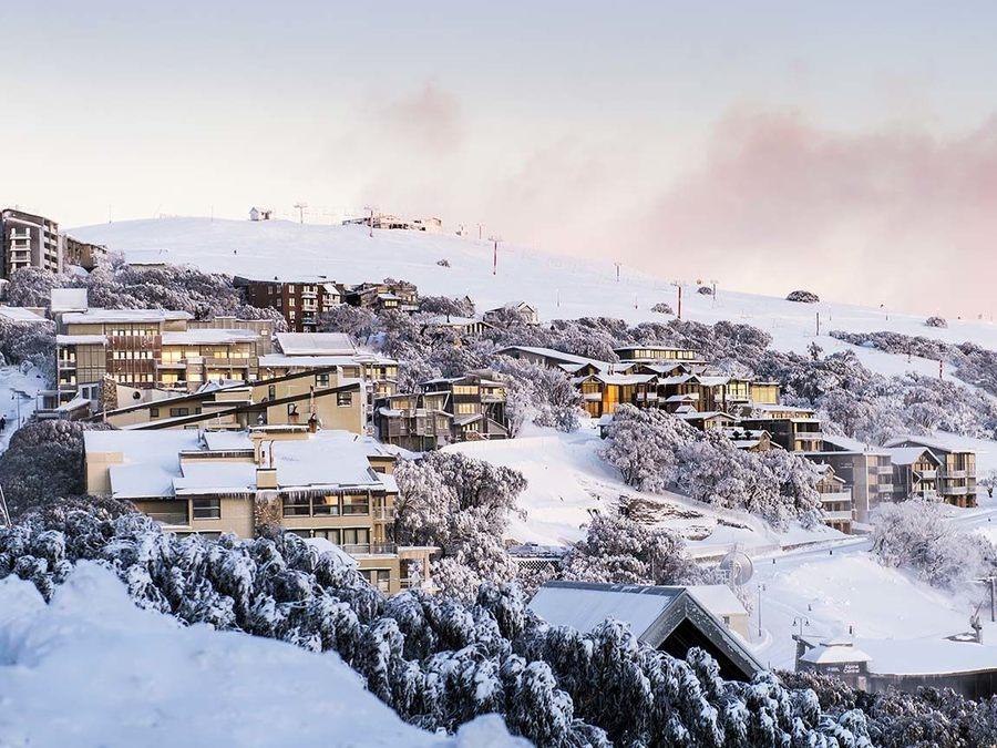 Estación de esquí de Mt. Buller