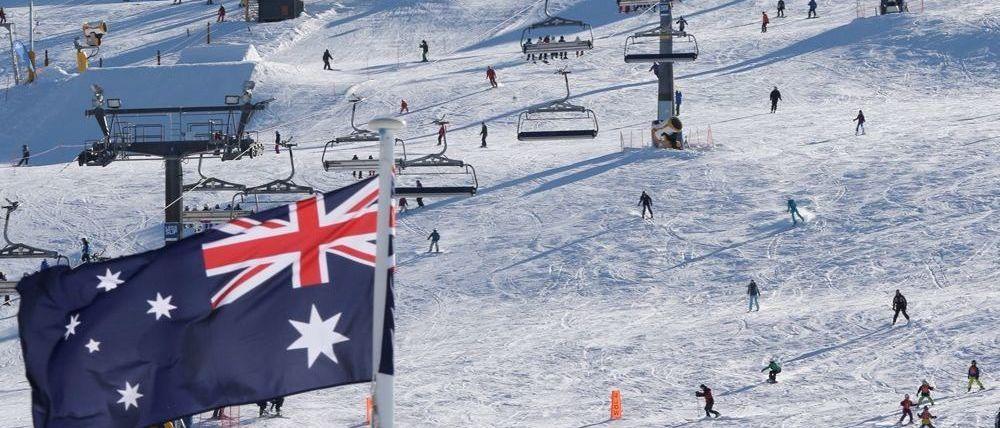 Australia teme que no haya temporada de esquí 2020 o que se retrase