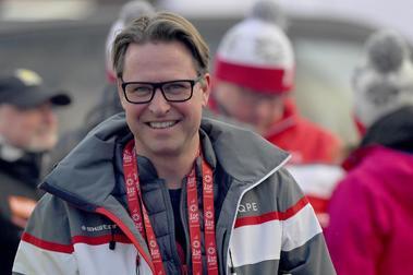 Mats Aarjes se postula como tercer candidato a la presidencia de la FIS