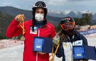 Núria Pau y Quim Salarich, Campeones de España Absolutos de Slalom en Espot