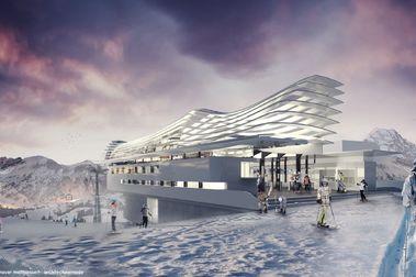 Kronplatz estrenará este año su espectacular nuevo telecabina Olang 1 + 2