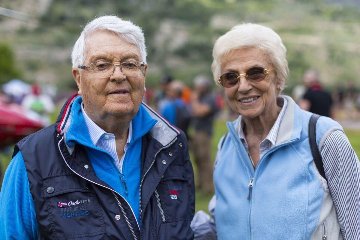 Beat H. Perren, fundador y presidente de Air Zermatt