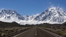 Carretera a la Sierra Nevada