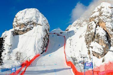 Italia solicita oficialmente el aplazamiento de los Mundiales de esquí a 2022