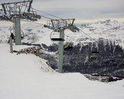 Cerro Castor: primer día de temporada 2012