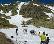 Así fue el Madrid Sumer Ski Day