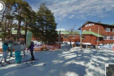 Antillanca se Agrega a Google Street View