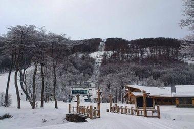 Cerro Castor y La Hoya esperan las nevadas de la próxima semana