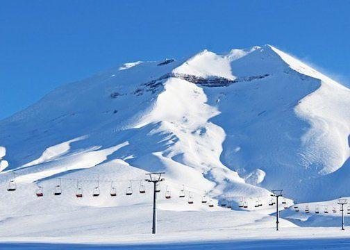 Corralco extiende temporada de ski hasta el 4 de Noviembre