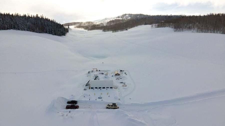 Bluebird Backcountry Ski