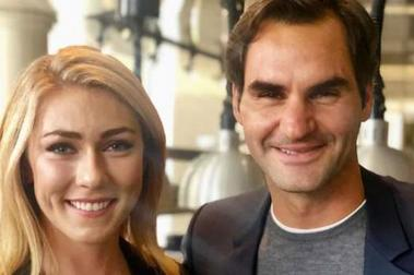 ¿Qué tienen en común Mikaela Shiffrin y Roger Federer?