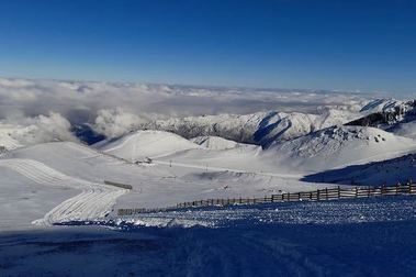 Ronda de imágenes tras las nevadas