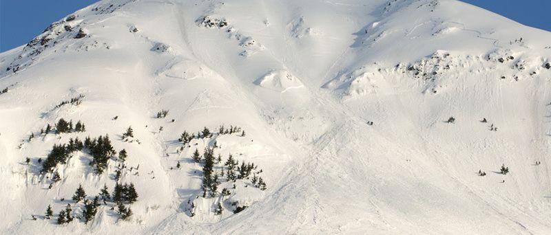 Pistas míticas - North Face (Alyeska)