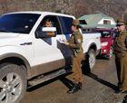 Desvíos en camino a Nevados de Chillán para evitar congestión vehicular