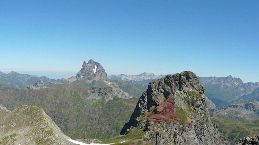 Mirador sobre el circo de rioseta desde jaca for Mirador del pirineo
