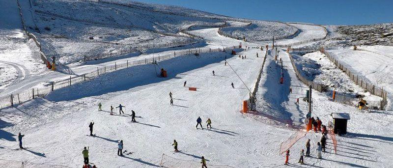 Sierra de Béjar tendrá un parque de nieve