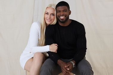 Lindsey Vonn se casará con Pernell Karl Subban