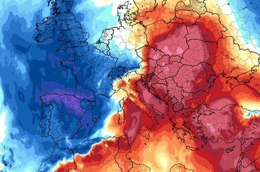 Una masa de aire polar traerá nieve a España en pleno mes de agosto