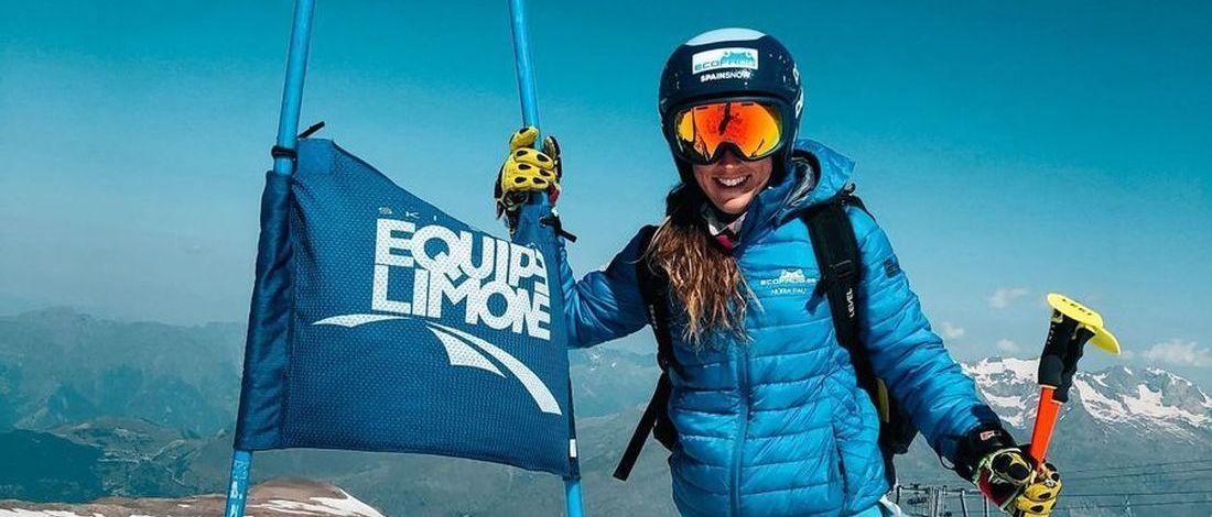 Núria Pau seguirá luchando por su sueño olímpico aunque entrenando en Italia