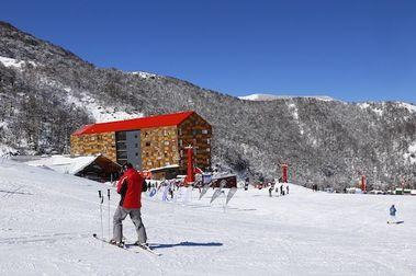 Con precios rebajados Nevados de Chillán cierra este fin de semana