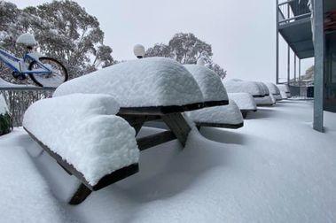 Las nevadas coinciden en todas las zona esquiables por primera vez en muchos tiempo