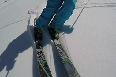 Cómo fabricar un esquí a medida: 1. Diseño