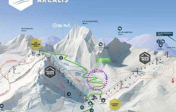 Un telecabina y tres millones de euros para entrar en Arcalís