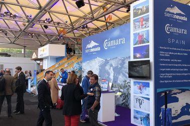 El esquí de Granada se promociona en el Ski Show de Londres