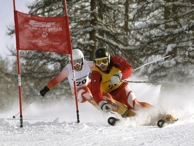 Formigal y la Fundación Deporte Solidario impulsan el esquí adaptado
