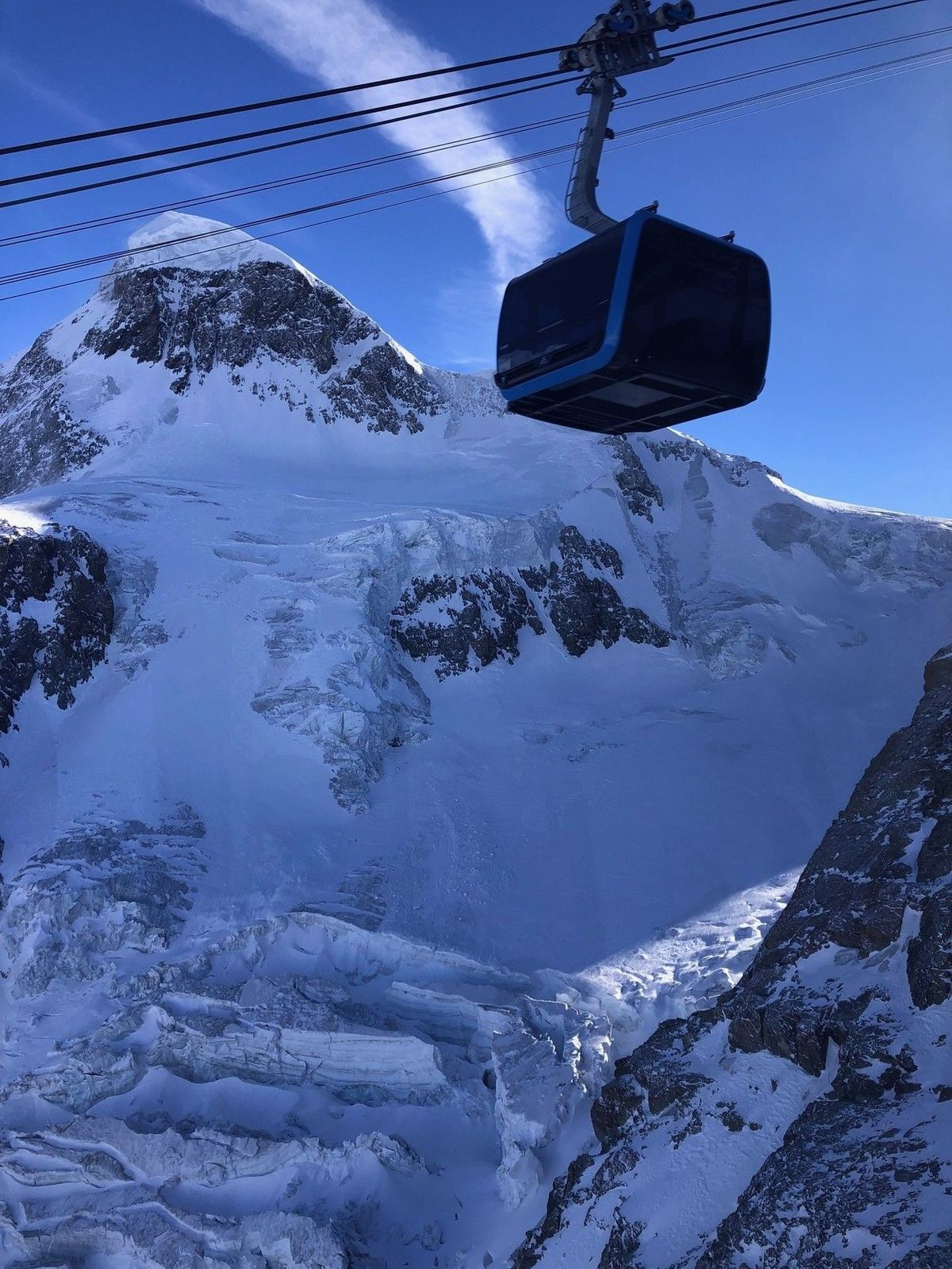 Arrancando la temporada en Zermatt 2018